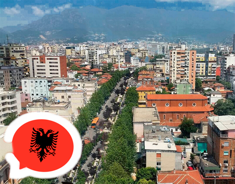 chat albania com