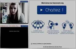 French chatroulette